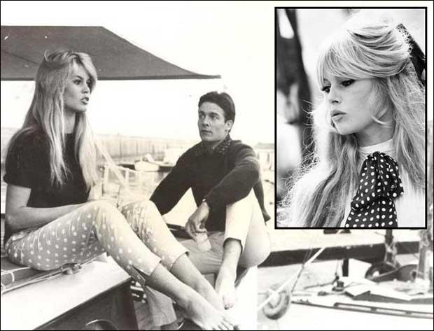 Brigitte Bardot 1960s Fashion