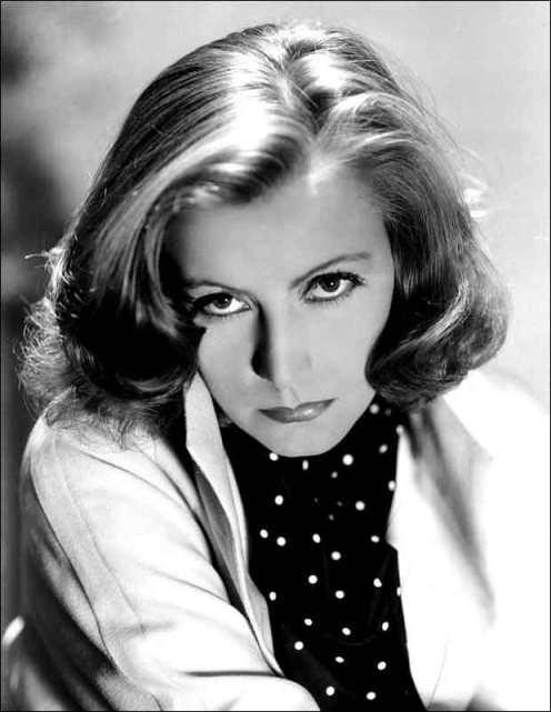 Greta Garbo 1934