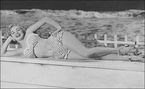 Marilyn Monroe 1951