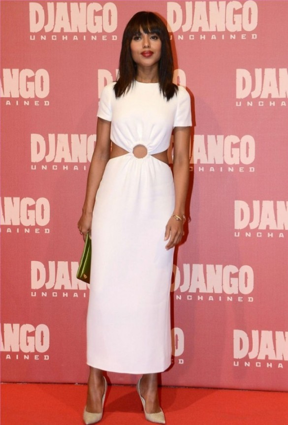 kerry-washington-django-unchained-rome-premiere-prada-cutout-dress