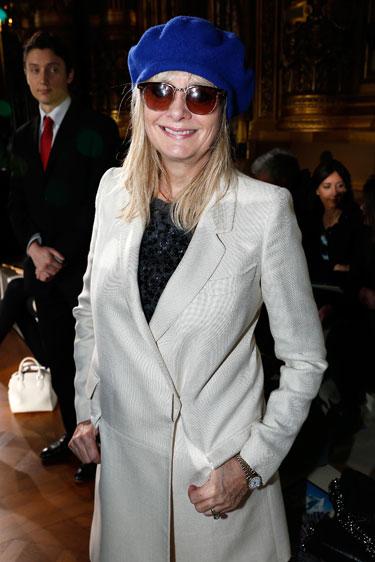 Março de 2013 na semana de moda de Paris
