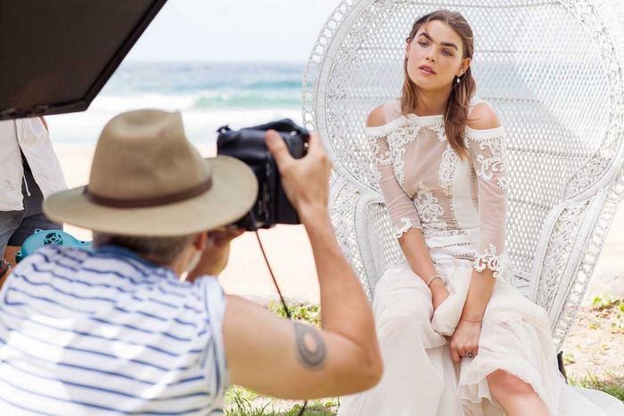 Bambi-Northwood-Blyth-Vogue-Australia-wedding-shoot-bts-5