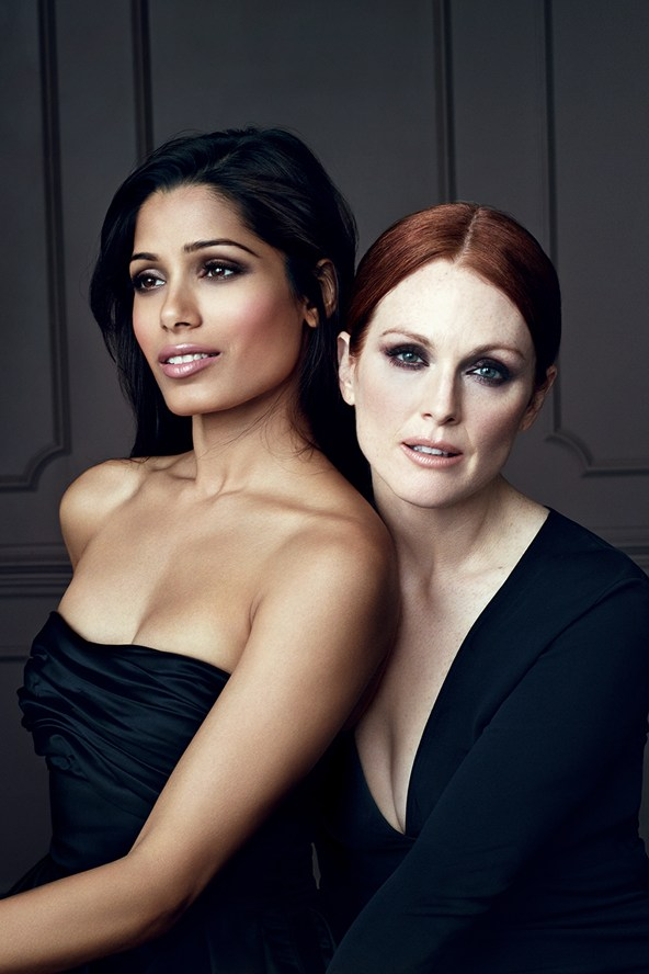 Freida PINTO-Julianne MOORE-vogue-2sept13_b_592x888