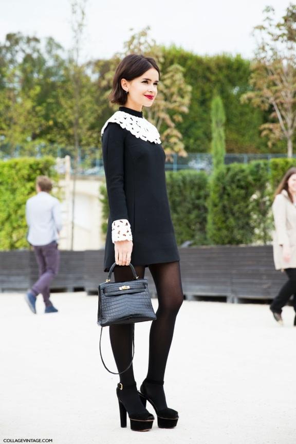 Paris_Fashion_Week-PFW-Street_Style-Collage_Vintage-Miroslava_Duma-Valentino_Dress-