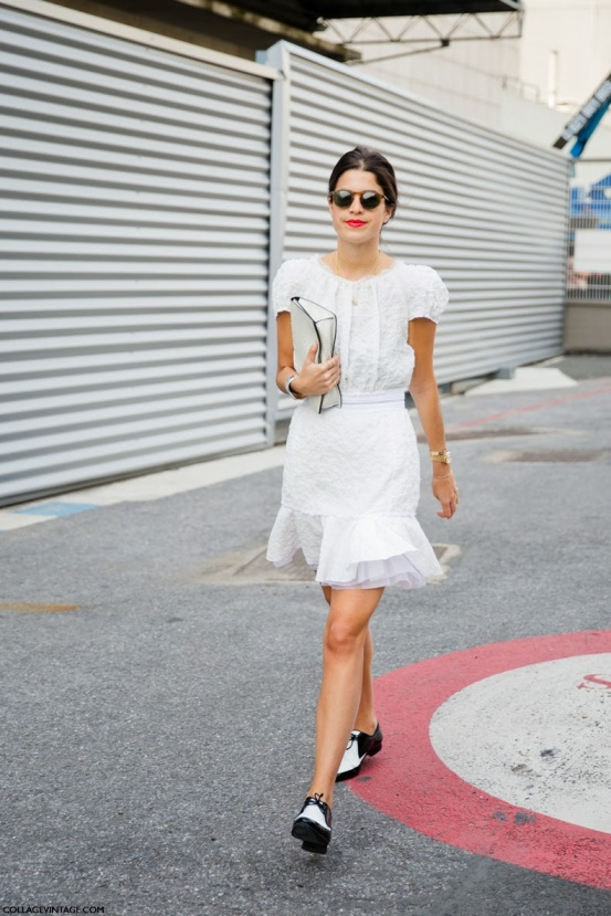 Street_style-Paris_Fashion_Week-PFW-Say_Cheese-Collage_Vintage-Leandra_Medine-Man_Repeller-White_Dress-