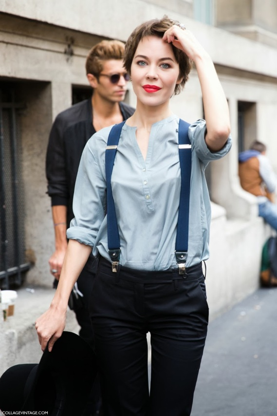 Paris_Fashion_Week_Spring_Summer_14-Street_STyle-PFW-Collagevintage-Say_Cheese-Giambattista_Valli-Ulyana_Sergeenko-