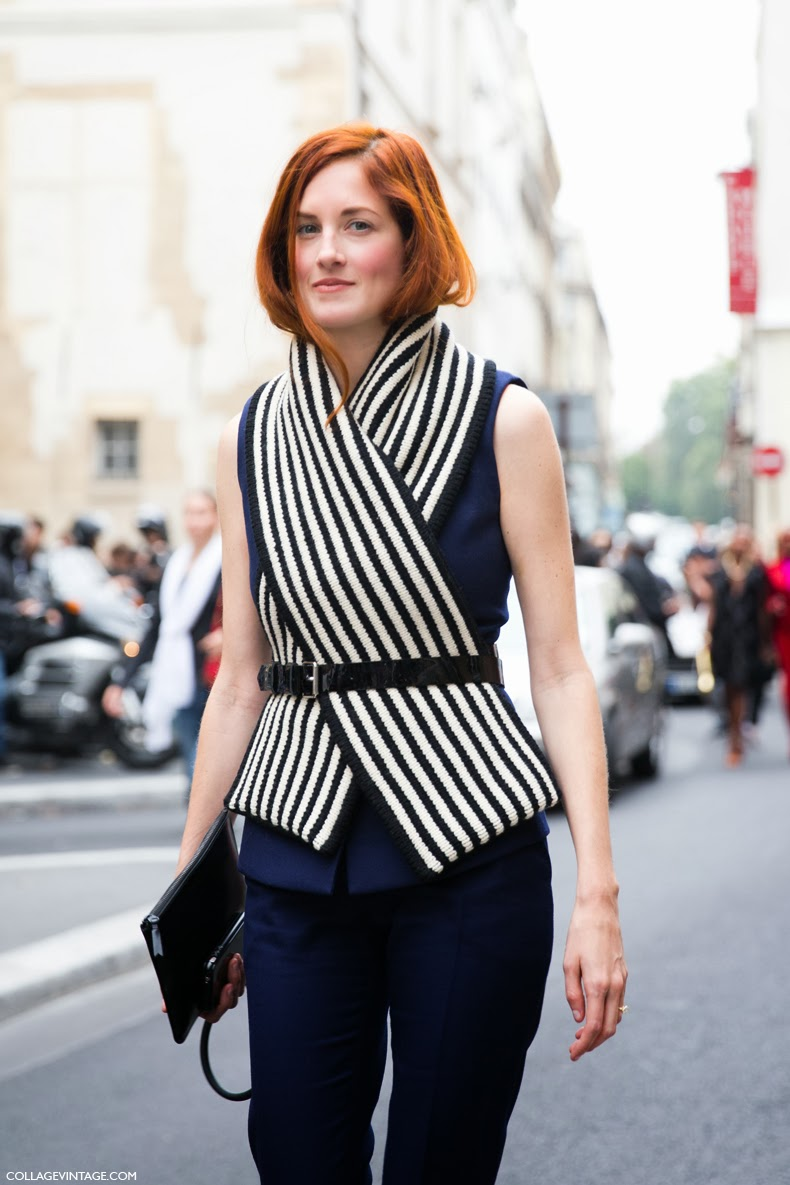 Paris_Fashion_Week_Spring_Summer_14-Street_STyle-PFW-Collagevintage-Say_Cheese-Giambattista_Valli-Taylor_Tomasi_Hill-2