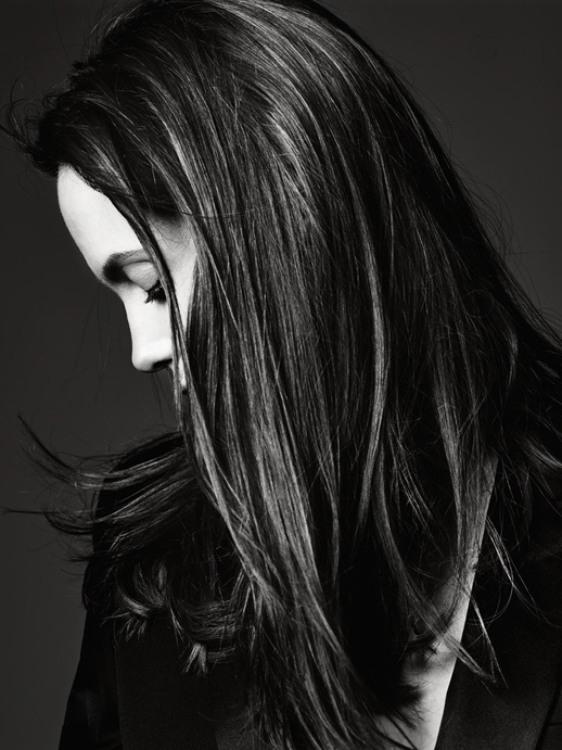 Le-Fashion-Blog-Angelina-Jolie-Elle-Magazine-June-2014-By-Hedi-Slimane-Hair