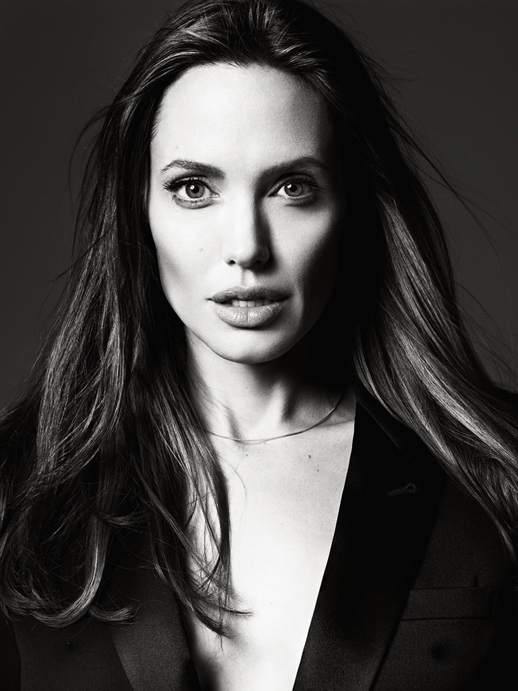 Le-Fashion-Blog-Angelina-Jolie-Elle-Magazine-June-2014-By-Hedi-Slimane-Tuxedo-Jacket