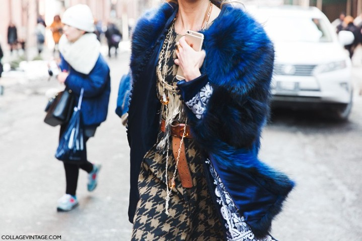 New_York_Fashion_Week-Fall_Winter_2015-Street_Style-NYFW-Blue_Fur_Coat--790x527